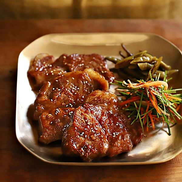 Người Hàn có món thịt heo áp chảo mềm ngon xuất sắc, các mẹ hãy học ngay thôi! - Ảnh 4.