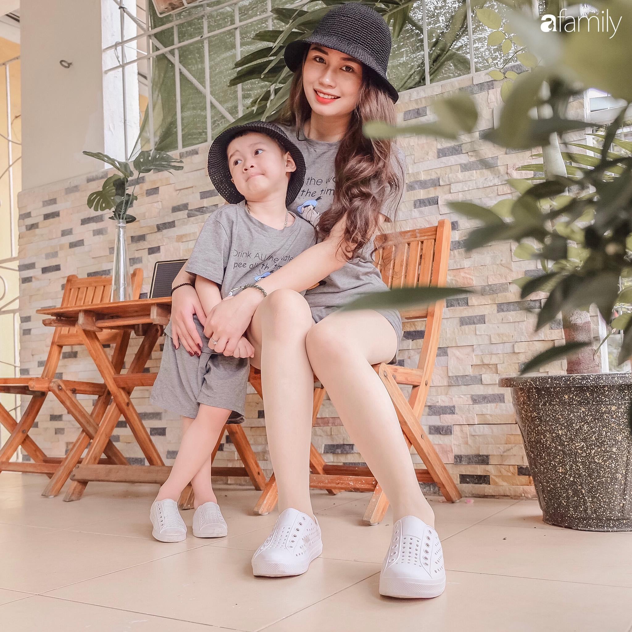 Mẹ trẻ Hà Nội kiếm tiền triệu mùa dịch nhờ móc đồ phụ kiện dễ thương cho mẹ và bé, đã xinh đẹp còn khéo léo khiến chị em mê mệt - Ảnh 6.