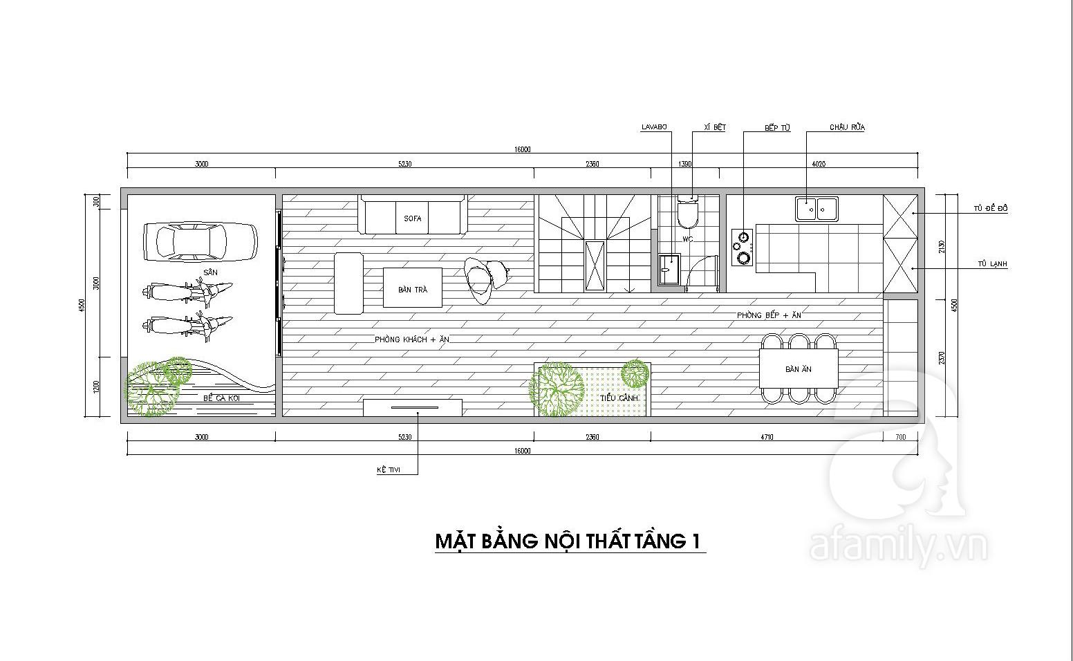 Tư vấn thiết kế căn nhà phong cách Scandinavian đơn giản mà đầy tinh tế với chi phí 155 triệu - Ảnh 2.