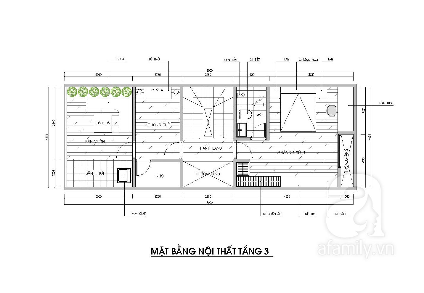 Tư vấn thiết kế căn nhà phong cách Scandinavian đơn giản mà đầy tinh tế với chi phí 155 triệu - Ảnh 4.