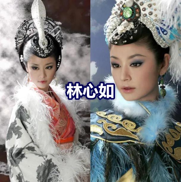 Mỹ nữ hóa hồ ly: Dương Mịch - Địch Lệ Nhiệt Ba đẹp xuất thần nhưng gây ám ảnh nhất lại là Lâm Tâm Như - Ảnh 7.