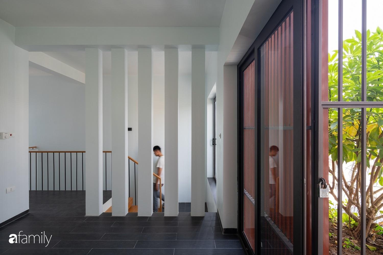 Ngôi nhà phố lấy cảm hứng từ thác nước mang đến cuộc sống an lành, thư thái cho gia đình 3 thế hệ ở Hải Dương - Ảnh 12.