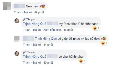 Đăng ảnh tình tứ bên Huỳnh Anh, Hồng Quế tiết lộ chuẩn bị công khai mối quan hệ với bạn bè? - Ảnh 3.