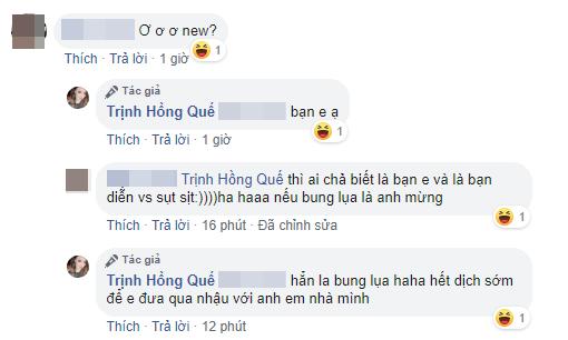 Đăng ảnh tình tứ bên Huỳnh Anh, Hồng Quế tiết lộ chuẩn bị công khai mối quan hệ với bạn bè? - Ảnh 4.