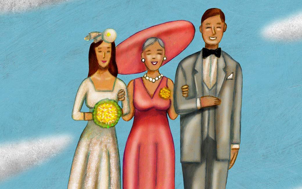 Để có vị trí trong gia đình chồng, người phụ nữ không chỉ có IQ mà cả EQ cũng phải cao