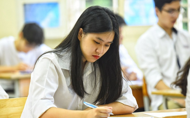 Thông tin mới nhất về môn thi thứ 4 trong kỳ thi THPT của học sinh Hà Nội