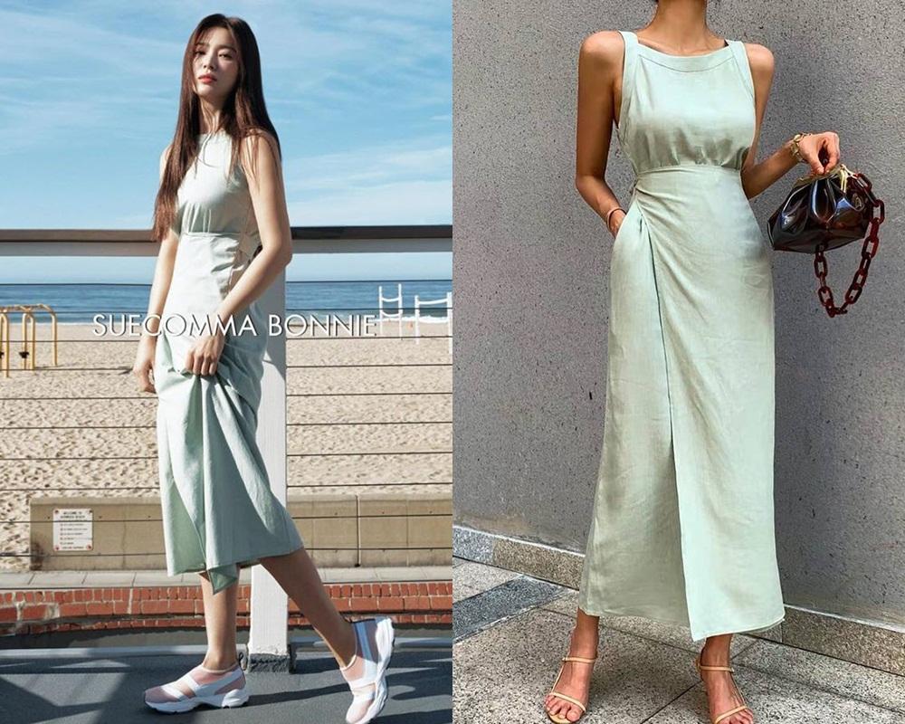 """Hậu ly hôn ngày càng hở bạo, Song Hye Kyo chẳng ngại """"cắt xén"""" váy áo, khoe body sexy hơn cả mẫu hãng - Ảnh 5."""