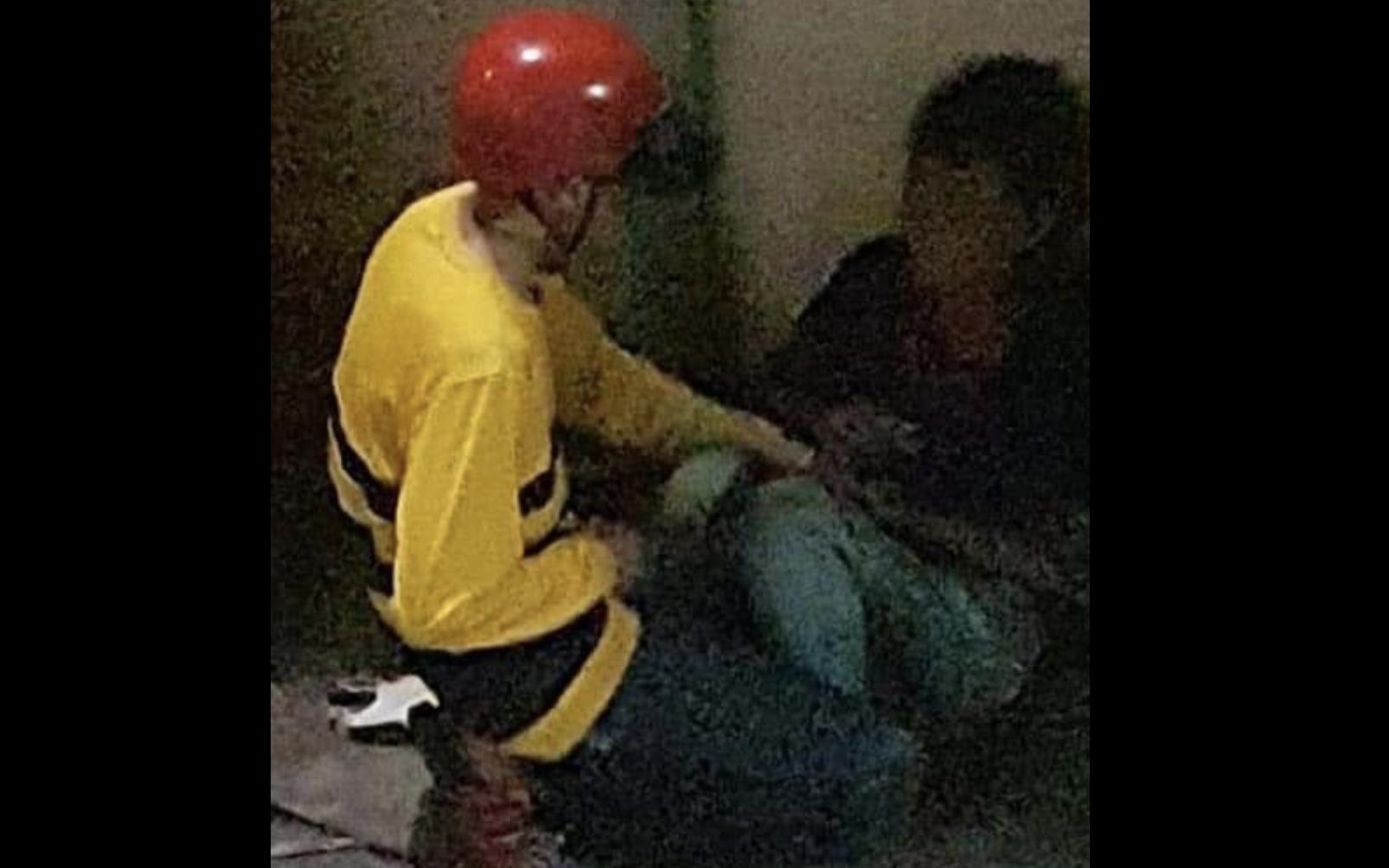 Thực hư việc thanh niên mặc áo hãng xe công nghệ beGroup uy hiếp, cưỡng bức cô gái trong hẻm ở TP.HCM
