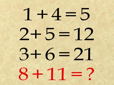 5 bài toán chỉ người có IQ cao mới giải được, bạn có thể giải thành công mấy bài? - Ảnh 1.