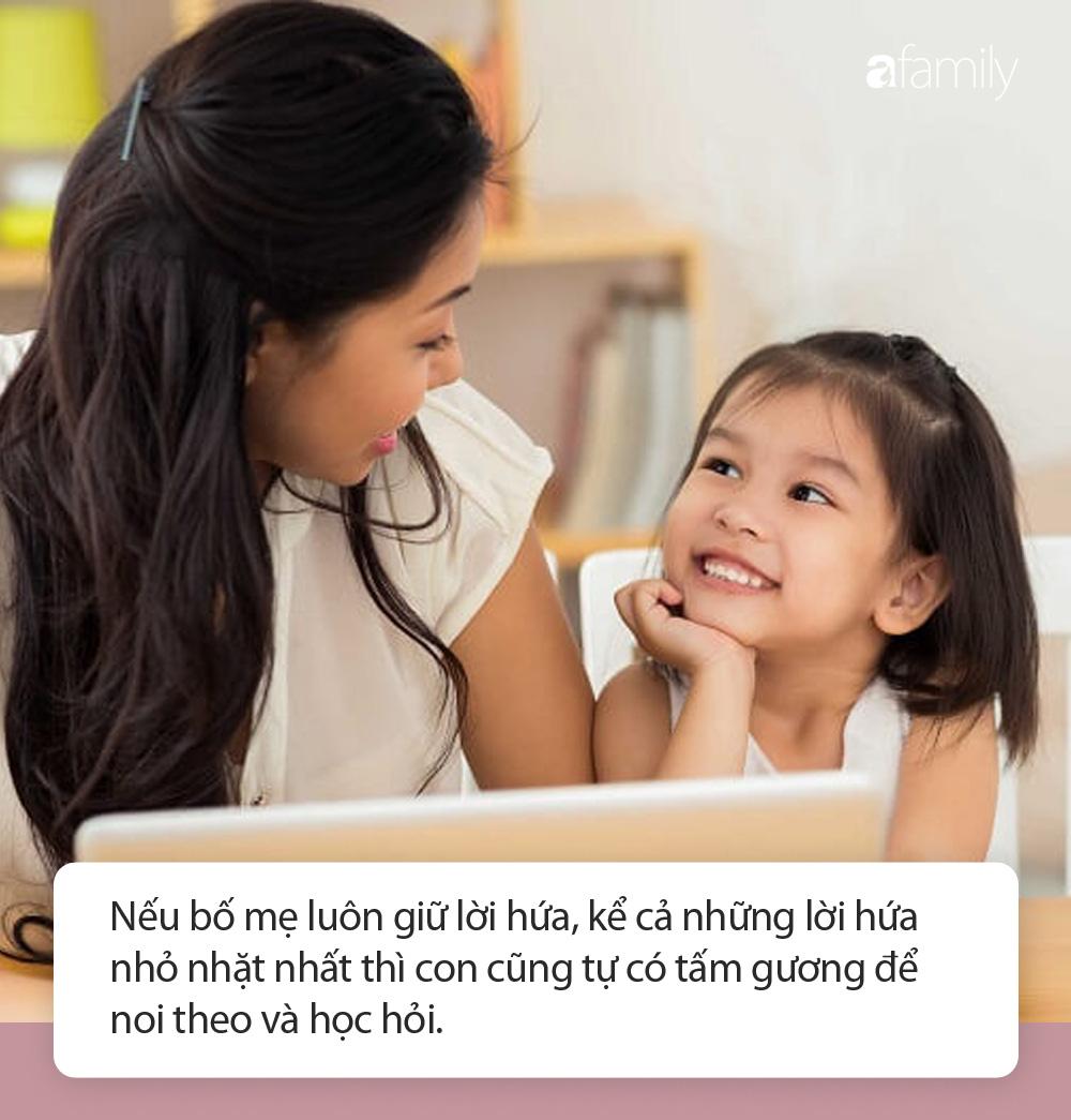 Nếu muốn con lớn lên thành công và được mọi người tôn trọng thì ngay từ nhỏ, bố mẹ cần rèn giũa thói quen sau  - Ảnh 5.