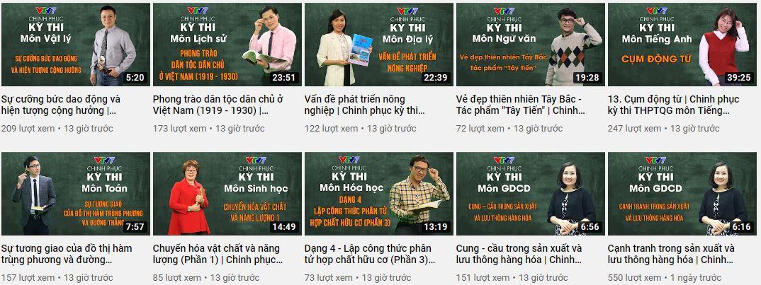 Đã có kho 500 video bài giảng theo chuyên đề trên Youtube, cha mẹ hãy bật ngay cho con để ôn tập tốt cho kỳ thi sắp tới - Ảnh 1.