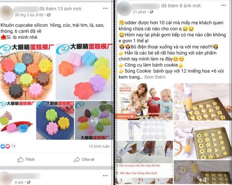 """Tinh thần """"hand-made"""" lên cao, các shop bán nguyên liệu online được dịp """"ra đơn"""" tưng bừng - Ảnh 3."""