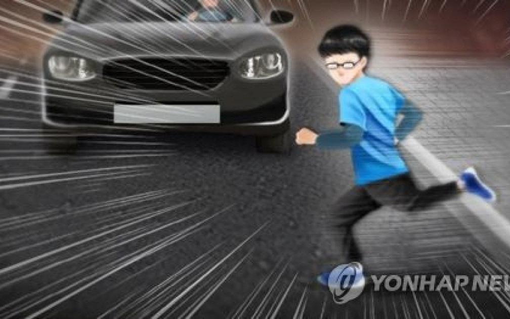 Vụ tai nạn đau lòng ở Hàn Quốc: Mẹ lái ô tô tông chết con trai 8 tuổi, đau khổ đến mức chưa thể hợp tác điều tra