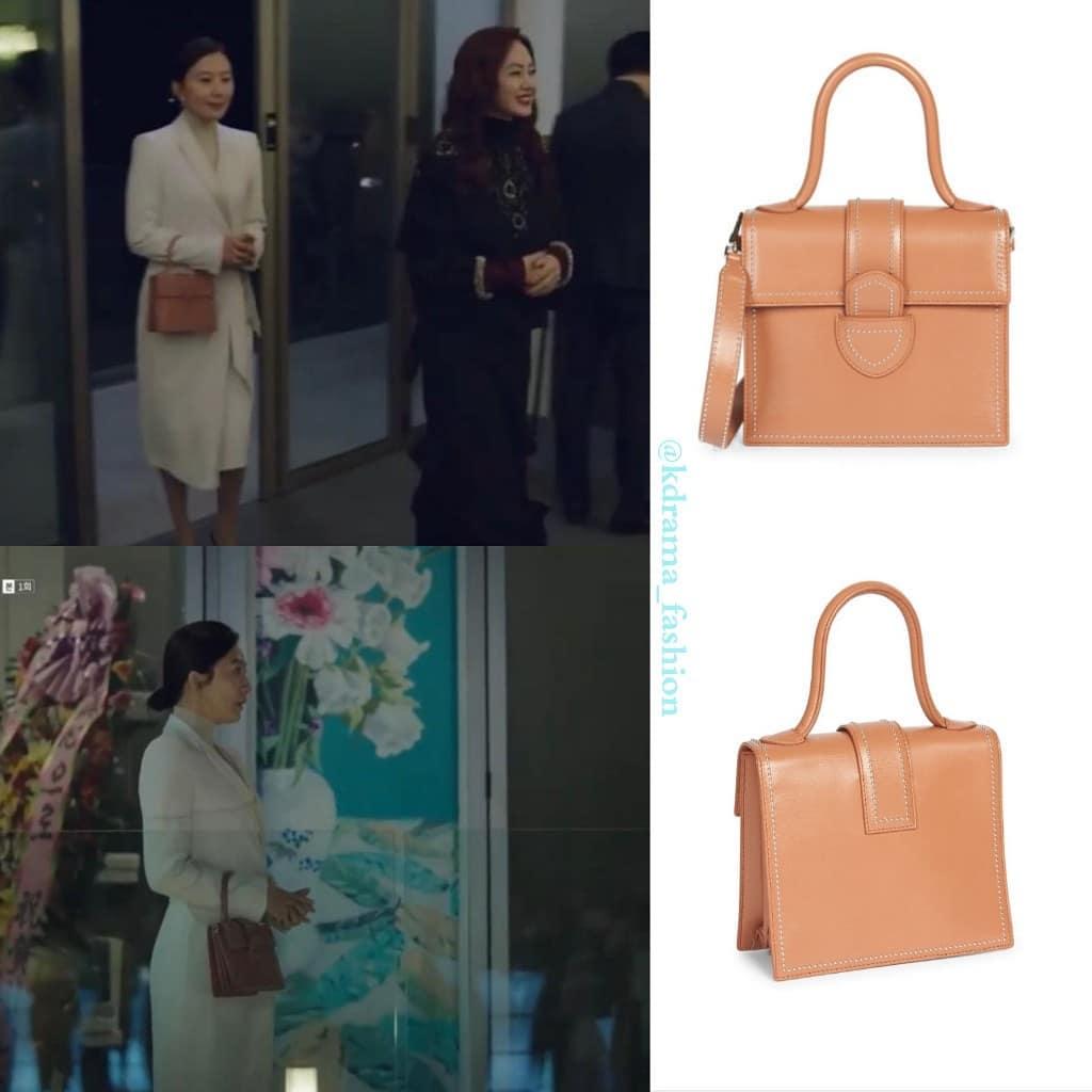 """BST túi của chị vợ """"Thế Giới Hôn Nhân"""" khiến bao chị em thèm muốn: Mỗi bộ đồ diện cùng một chiếc vài chục triệu, xa xỉ nhất là túi Hermes gần 300 triệu diện tới mấy lần liền - Ảnh 2."""