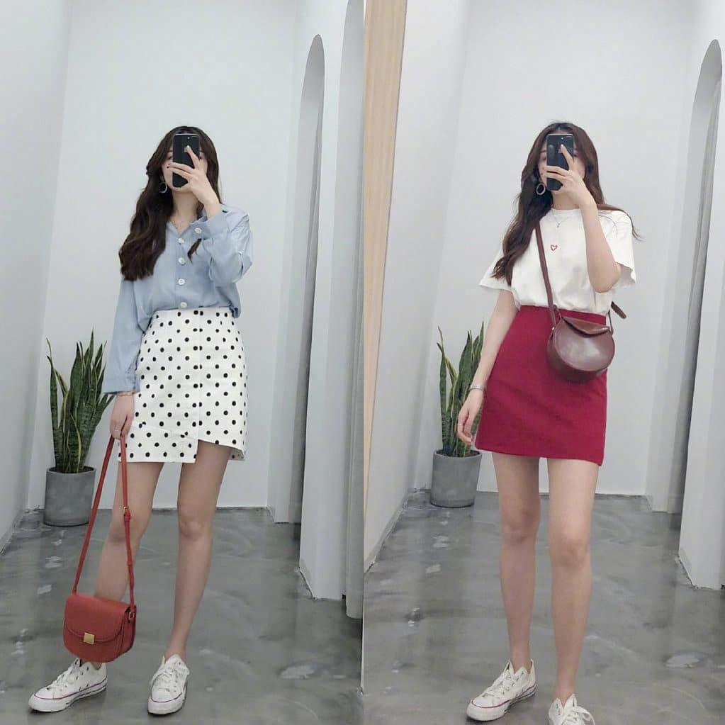 """16 set đồ nàng nào cũng mong được diện tới công sở ngay khi hết dịch: Style nữ chính phim Hàn hay chuẩn """"thư ký Kim"""" đều đủ cả - Ảnh 3."""