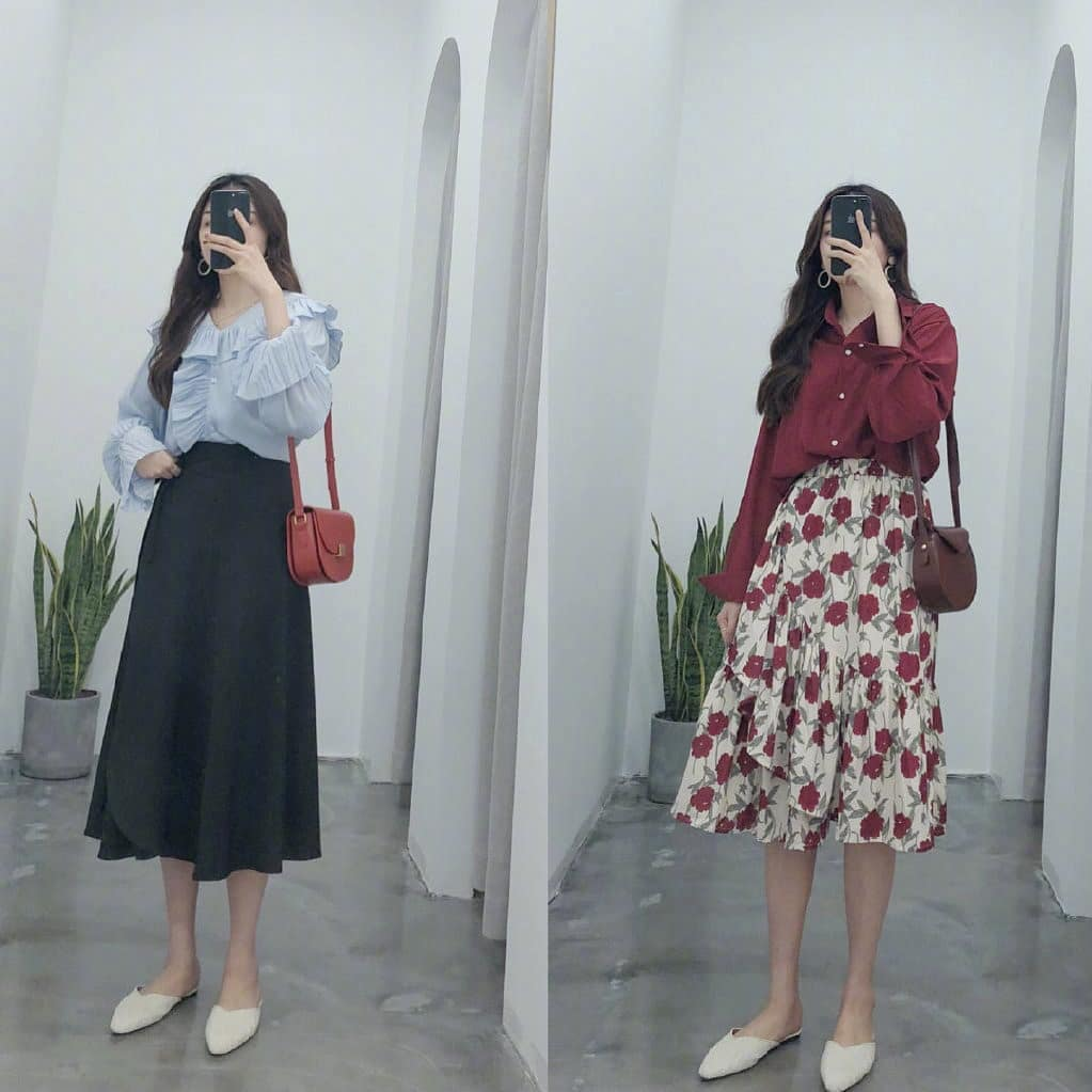 """16 set đồ nàng nào cũng mong được diện tới công sở ngay khi hết dịch: Style nữ chính phim Hàn hay chuẩn """"thư ký Kim"""" đều đủ cả - Ảnh 2."""