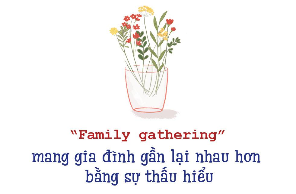 Social distancing đã tạo nên family gathering như thế nào thời Covid? - Ảnh 3.