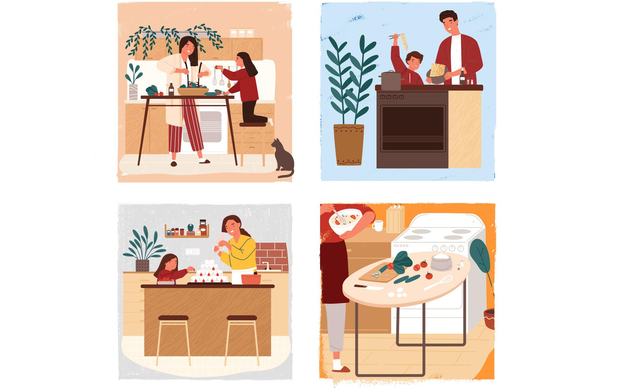 Social distancing đã tạo nên family gathering như thế nào thời Covid? - Ảnh 8.