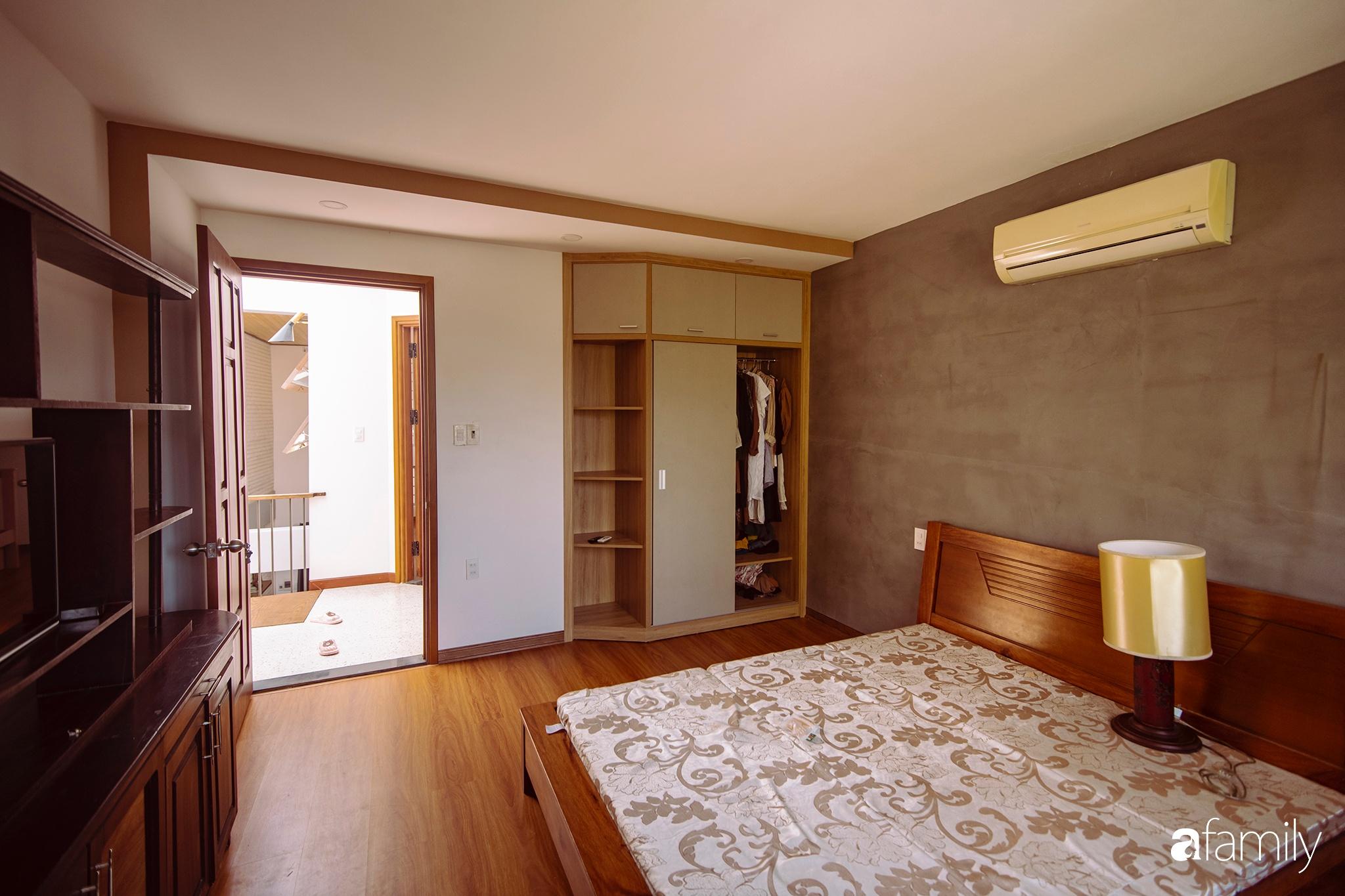 Ngôi nhà 80m² được xây dựng từ những ký ức tuổi thơ yên bình ở thành phố biển Đà Nẵng - Ảnh 14.