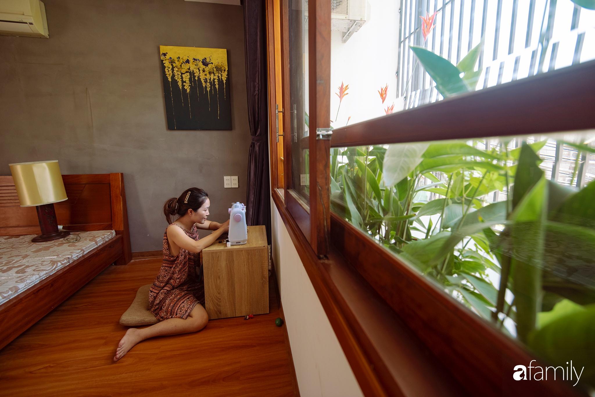 Ngôi nhà 80m² được xây dựng từ những ký ức tuổi thơ yên bình ở thành phố biển Đà Nẵng - Ảnh 15.