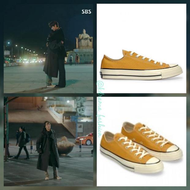 Xứng danh quân vương, Lee Min Ho tất nhiên diện nhiều đồ hiệu nhất phim, Kim Go Eun lại bị nữ phụ lấn lướt khoản váy áo - Ảnh 5.