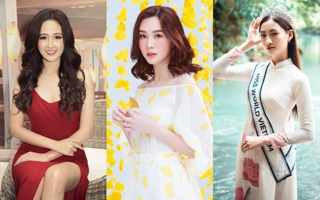 Soi học lực của dàn Hoa hậu đình đám hiện nay: Mai Phương Thúy, Lương Thùy Linh quá ''khủng'' còn Đặng Thu Thảo từng gây tranh cãi