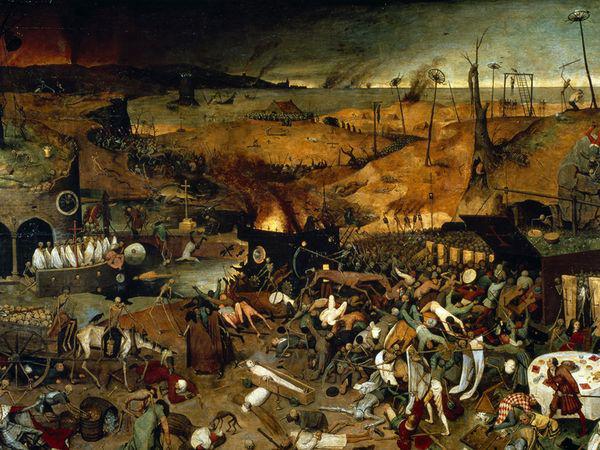 Cái chết Đen từ hơn 600 năm trước: Sau đại dịch, kinh tế hoàng kim, con người sống tận hưởng, xa xỉ - Ảnh 1.