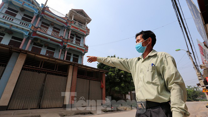 Cuộc sống trong thôn Hạ Lôi sau hơn mười ngày cấm cung vì COVID-19 - Ảnh 5.