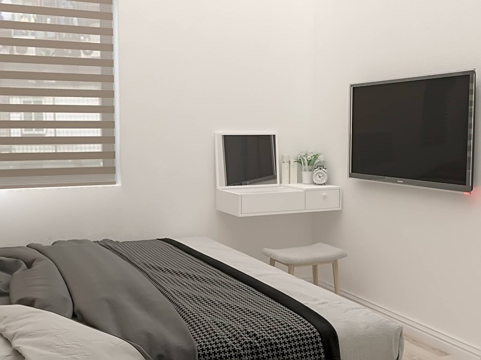 Tư vấn thiết kế cải tạo căn hộ tập thể 50m² với tổng chi phí 180 triệu đồng - Ảnh 12.
