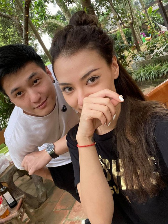 Hồng Quế tiếp tục thể hiện tình cảm với Huỳnh Anh thông qua hành động này - Ảnh 3.
