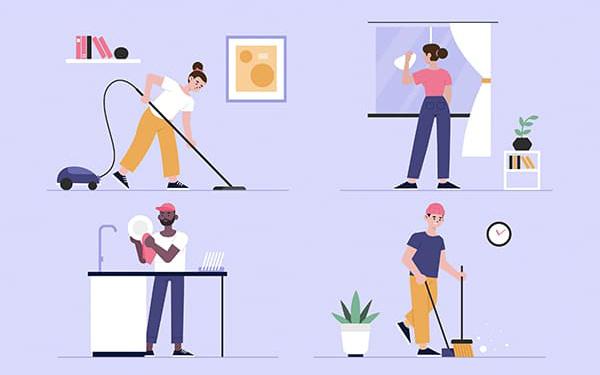 7 công việc tại gia giúp duy trì sức khỏe thể chất lành mạnh không khác gì tập gym