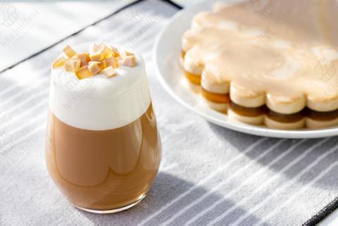 Hot mom Huỳnh Phương Trang chia sẻ công thức rau câu trà sữa cực đỉnh cho mùa hè sắp tới - Ảnh 1.