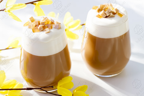 Hot mom Huỳnh Phương Trang chia sẻ công thức rau câu trà sữa cực đỉnh cho mùa hè sắp tới - Ảnh 3.