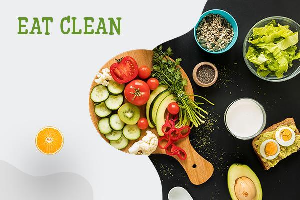 Chế độ ăn kiêng eat clean tích hợp có giảm cân hiệu quả? - Ảnh 1.