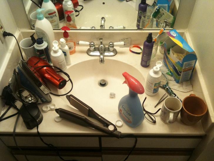 """11 điều nếu xuất hiện trong phòng tắm có thể khiến bất cứ chị em nào cũng phải """"phát điên"""" - Ảnh 6."""