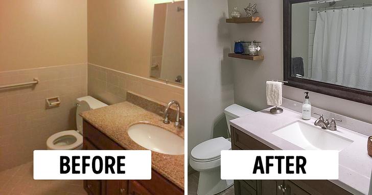 """11 điều nếu xuất hiện trong phòng tắm có thể khiến bất cứ chị em nào cũng phải """"phát điên"""" - Ảnh 4."""