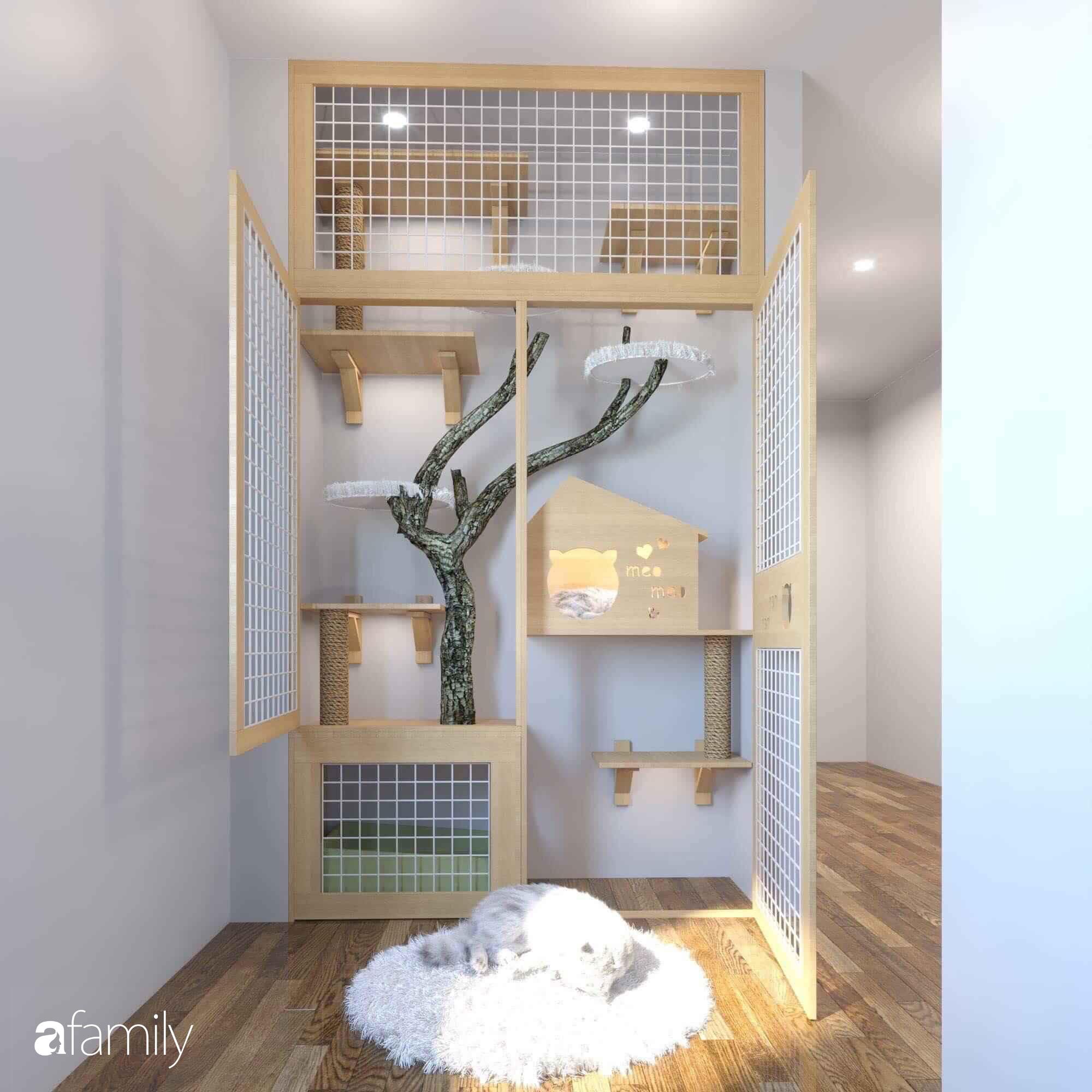 Căn hộ 145m² được décor ấn tượng với điểm nhấn màu xanh ngọc cùng tranh treo tường từ người phụ nữ yêu gia đình ở Hà Nội - Ảnh 19.