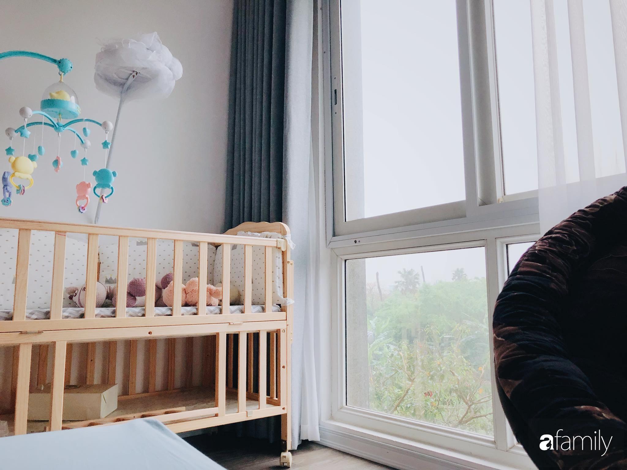 Căn hộ 145m² được décor ấn tượng với điểm nhấn màu xanh ngọc cùng tranh treo tường từ người phụ nữ yêu gia đình ở Hà Nội - Ảnh 17.