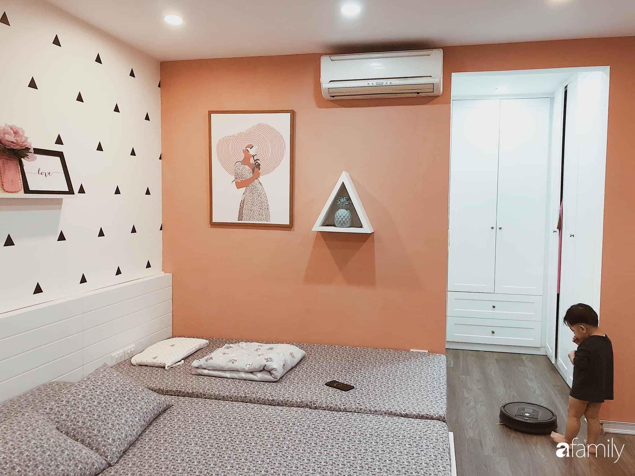 Căn hộ 145m² được décor ấn tượng với điểm nhấn màu xanh ngọc cùng tranh treo tường từ người phụ nữ yêu gia đình ở Hà Nội - Ảnh 16.