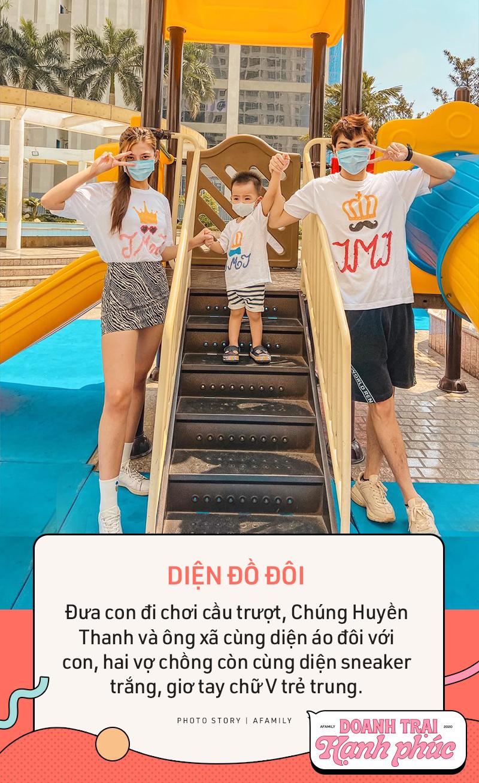 """Nhìn cách sao Việt và loạt hot mom – hot dad chụp ảnh gia đình đẹp như mơ bạn sẽ rút ra vài tip """"sống ảo"""" hay ho tại nhà  - Ảnh 2."""