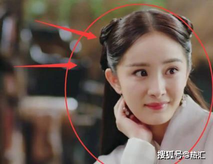 """Triệu Lệ Dĩnh - Dương Mịch bị so sánh đẹp xấu, nguyên nhân đến từ 1 kiểu tóc từ phim """"Hoa Thiên Cốt"""" - Ảnh 9."""