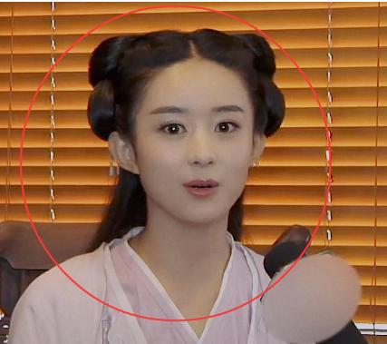 """Triệu Lệ Dĩnh - Dương Mịch bị so sánh đẹp xấu, nguyên nhân đến từ 1 kiểu tóc từ phim """"Hoa Thiên Cốt"""" - Ảnh 6."""