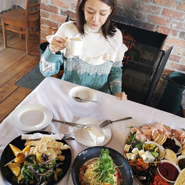 """""""Đông Phương Bất Bại"""" Trần Kiều Ân chia sẻ thực đơn ăn kiêng 3 bữa trong 12 ngày, vừa giảm cân lại không sợ bị nhỏ vòng 1 - Ảnh 3."""