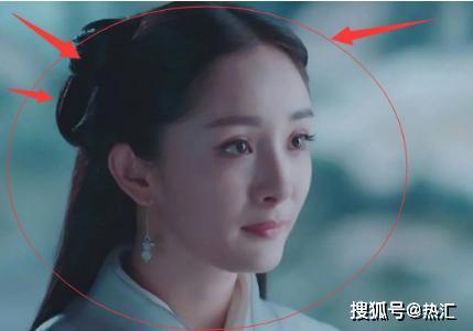"""Triệu Lệ Dĩnh - Dương Mịch bị so sánh đẹp xấu, nguyên nhân đến từ 1 kiểu tóc từ phim """"Hoa Thiên Cốt"""" - Ảnh 8."""