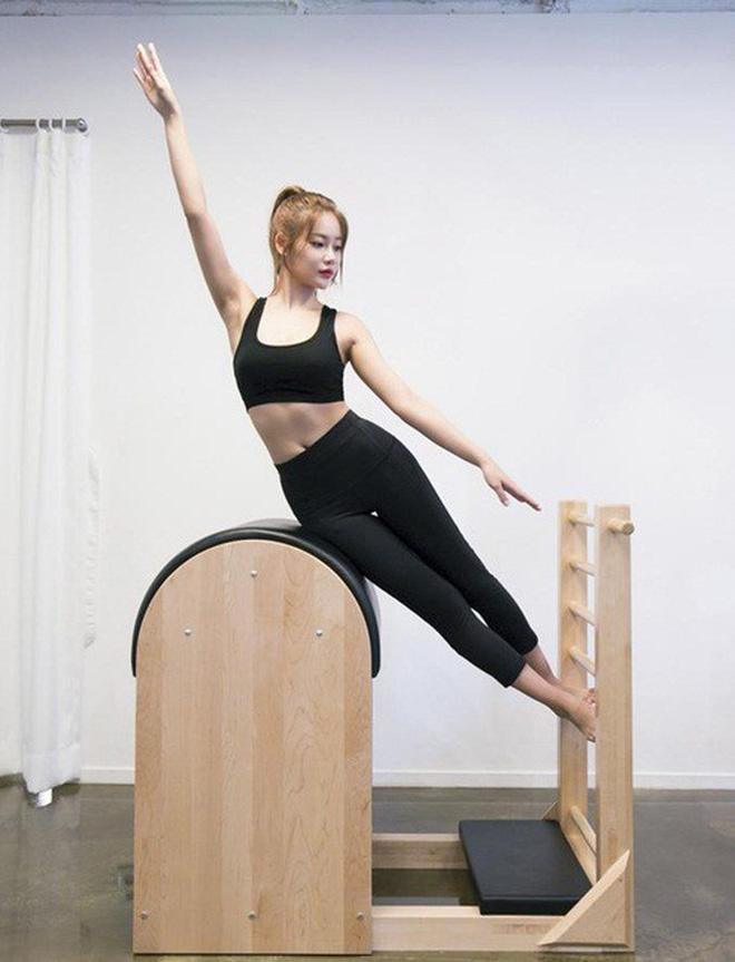 Ở Hàn nếu muốn chứng minh dáng chuẩn, các sao nữ phải tập bộ môn này: Vừa giữ dáng còn khoe đường cong sexy hết cỡ - Ảnh 3.