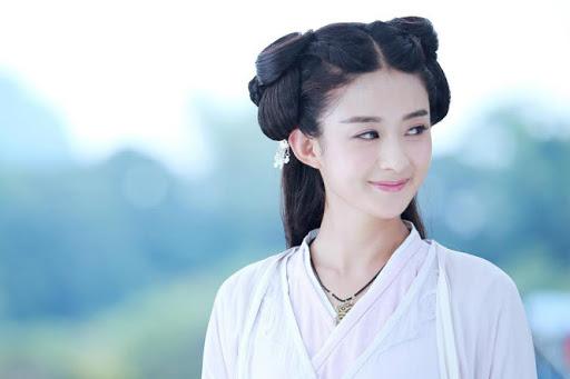 """Triệu Lệ Dĩnh - Dương Mịch bị so sánh đẹp xấu, nguyên nhân đến từ 1 kiểu tóc từ phim """"Hoa Thiên Cốt"""" - Ảnh 3."""