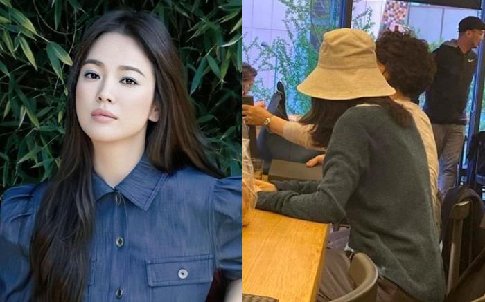 Sự thật tấm ảnh Song Hye Kyo lần đầu xuất hiện cùng mẹ ruột sau khi ly hôn Song Joong Ki
