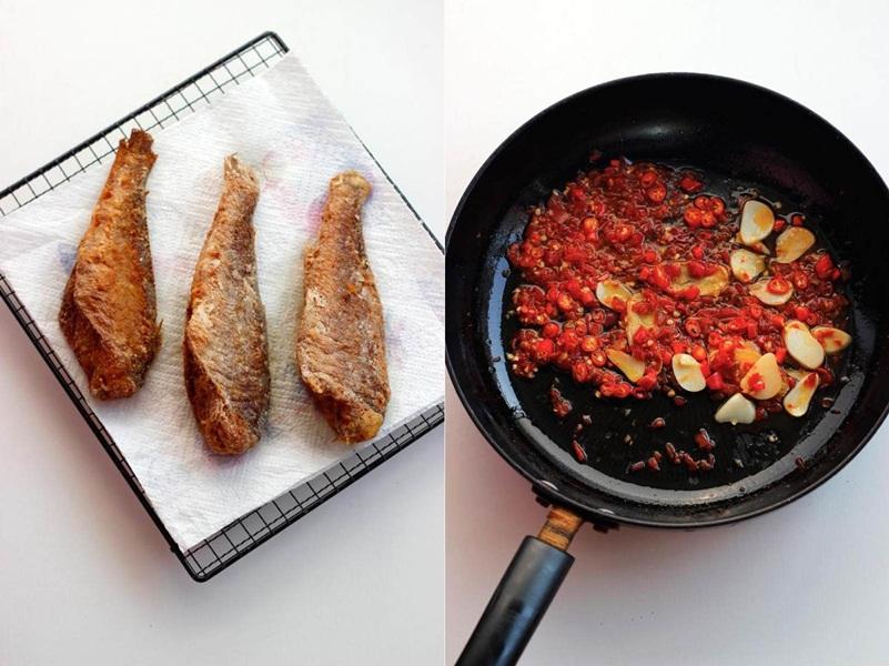 Cá rim cay ăn với cơm thì bao nhiêu cũng hết! - Ảnh 2.