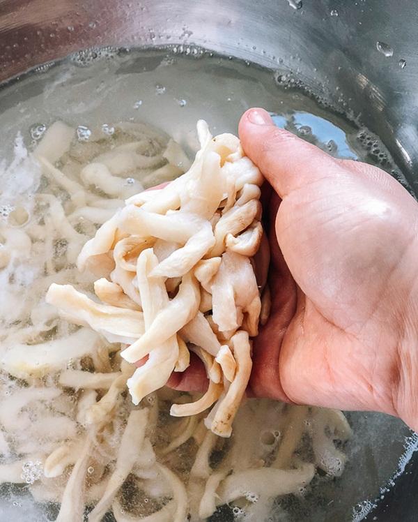 Củ cải trộn làm một lần để dành ăn trong 2 tuần vừa tiện lại vừa ngon - Ảnh 5.