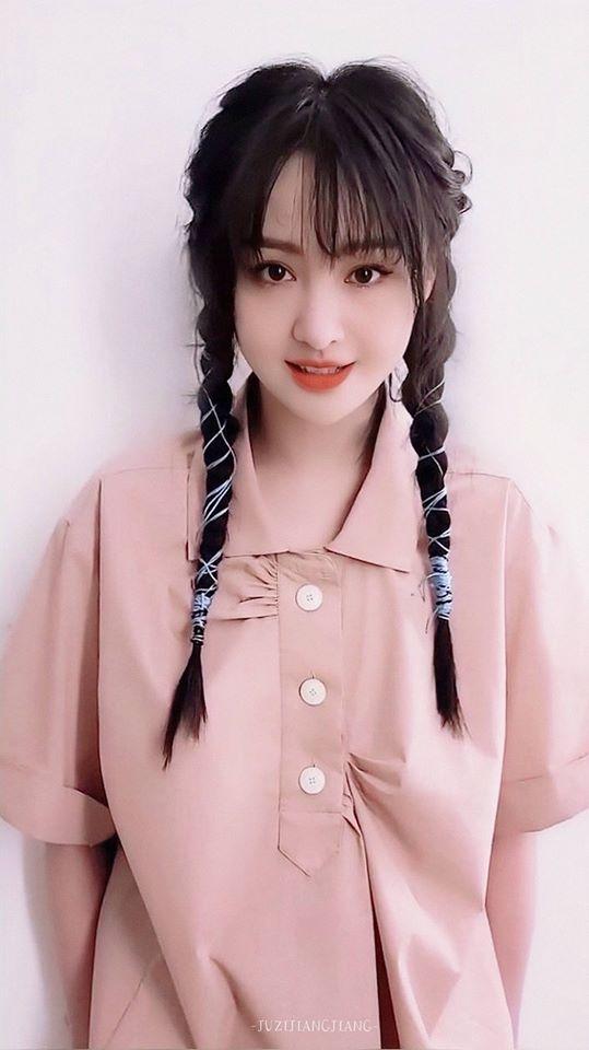 """""""Nữ thần thanh xuân"""" Trịnh Sảng thăng hạnh nhan sắc vù vù sau khi tăng cân, visual đỉnh cao bất chấp các thể loại tóc sến - Ảnh 3."""